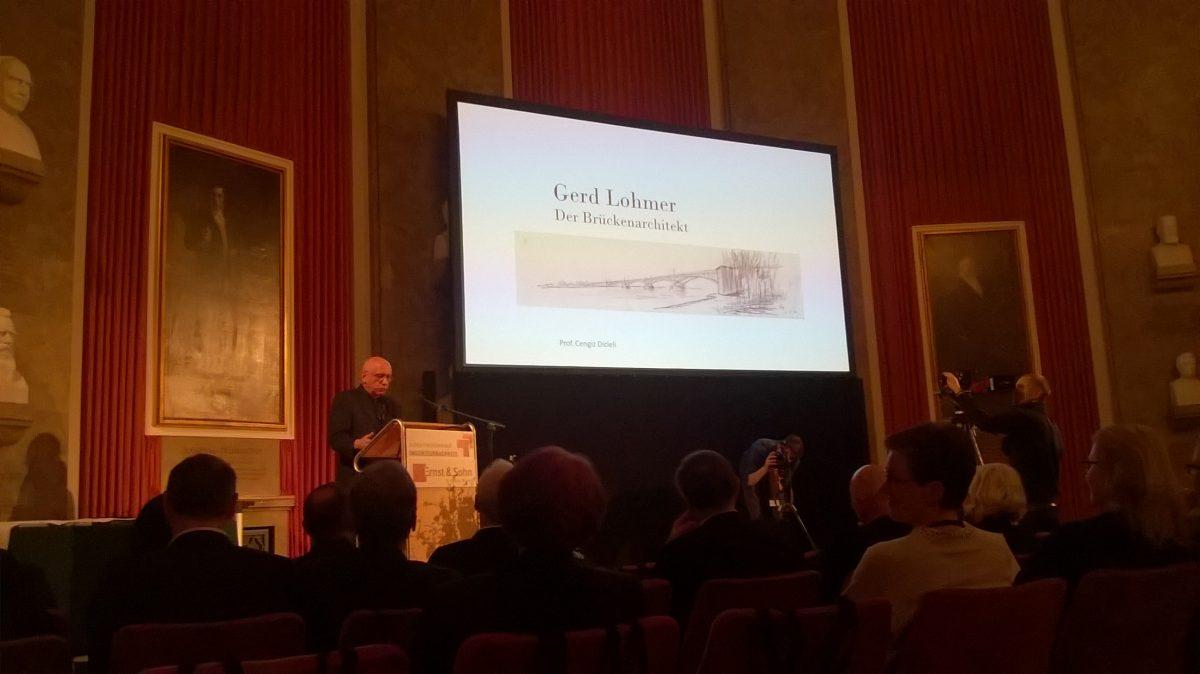 Ulrich Finsterwalder Ingenieurbaupreis 2019